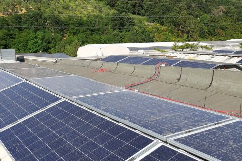 Euroguarco New Photovoltaic Roof