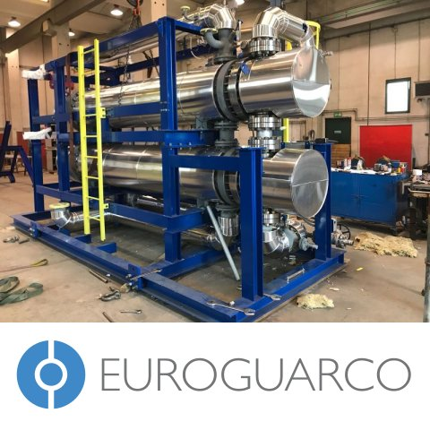 Euroguarco Process Skid Packages